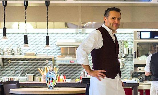 Giancarlo Perbellini al suo Casa Perbellini, Veron