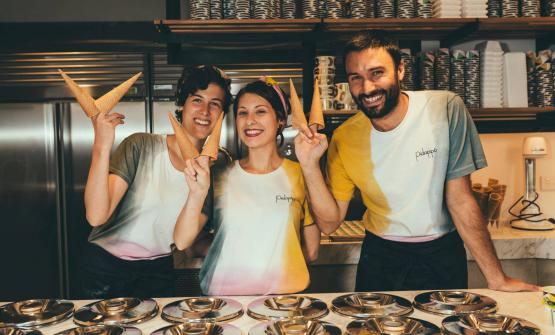 Ennio Colaiezzi inizia la sua collaborazione dall'Australia raccontandoci brillantemente Pidapipò, gelateria italiana a Melbourne