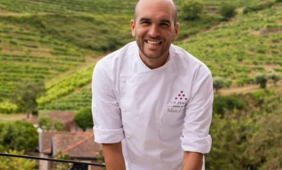 L'executive chefMarc Lorés Panadés