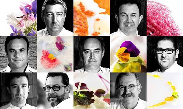 Alcuni degli chef protagonisti di Snacks, dalla locandina del docufilm