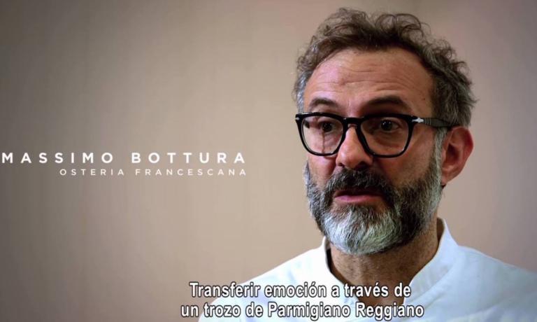 Massimo Bottura, che si è formato (anche) a El Bulli, è tra gli chef internazionali che intervengono in Snacks