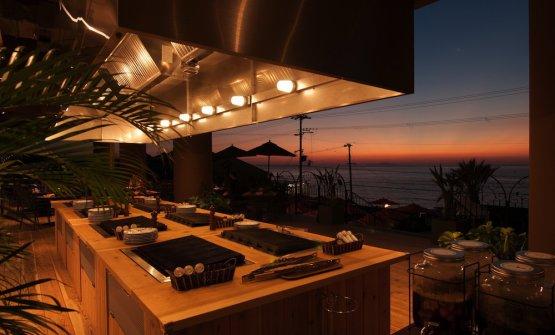 BBQ Ocean Terrace