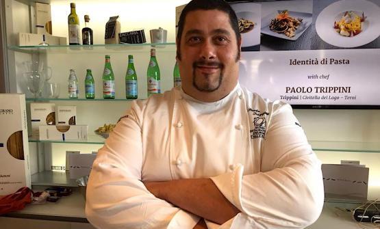 Paolo Trippini, 36 anni, dal 2006 al timone del ri