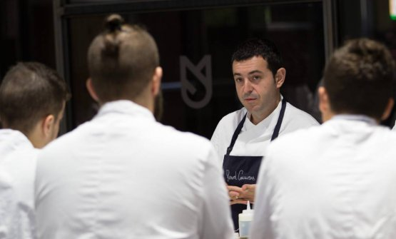 Our thrilling experience at Ricard Camarena's i