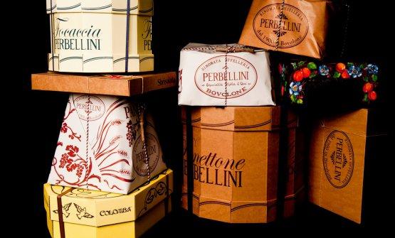 Lievitati dellaRinomata Offelleria Perbellini - dal 1900 in Bovolone