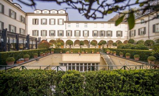 Il Four Seasons di Milano