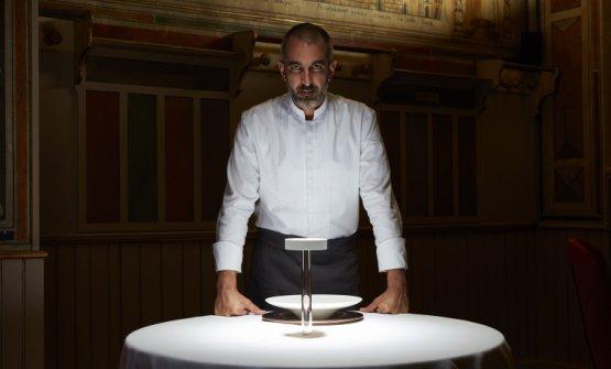 Mauro Buffo, chef di12 Apostoli a Verona