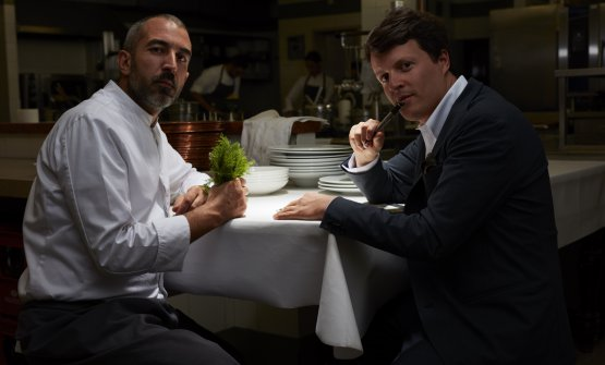 Mauro Buffo e Filippo Gioco
