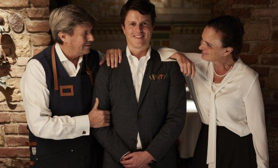 Antonio, Filippo e Simonetta Gioco