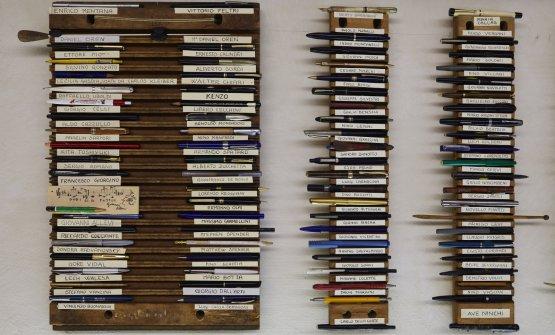 La collezioneLe penne che parlano