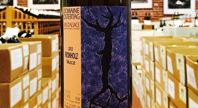 Muscat Fronholz Domaine Ostertag