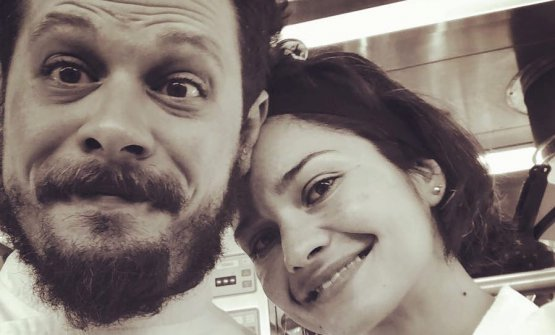 Francesco Brutto e Chiara Pavan