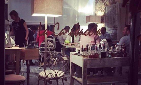 Le foto di chef e ristorante sono diMarcoProvinciali