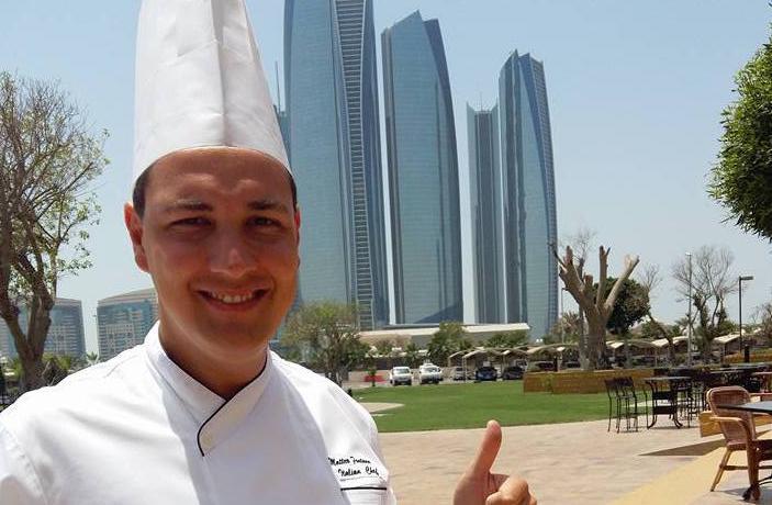 Abu Dhabi è un Paese ricco d'opportunità per il fine dining tricolore: ce l'aveva spiegato Giovanni Bozzetti in questo articolo. Ora la penna passa a Matteo Fontana, lombardo classe 1990, che nell'emirato lavora da tempo e ad alti livelli