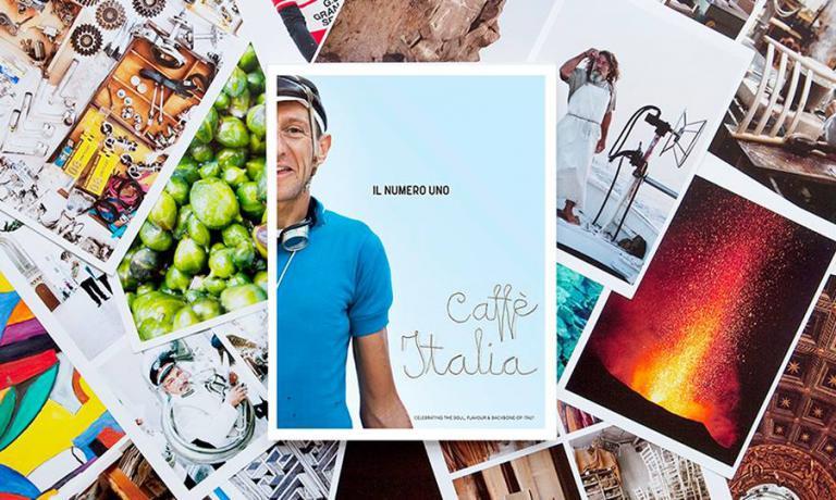 Il numero uno di Caffè Italia, sottotitolo Celebrating the soul, flavour & backbone of Italy, una collana in lingua inglese concepita dalla fotoreporter svedeseJohanna Ekmark, nel nostro paese da oltre 30 anni. Il progetto pone al centro storie di grande artigianato italiano (non solo cibo), fuori da ogni stereotipo possibile.Si compra solo online su caffeitalia.se, al prezzo di 33 euro