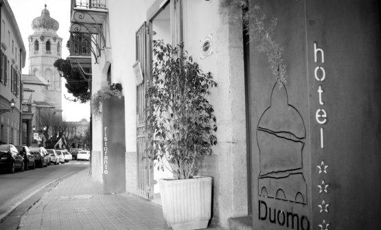 L'Hotel Duomo a Oristano