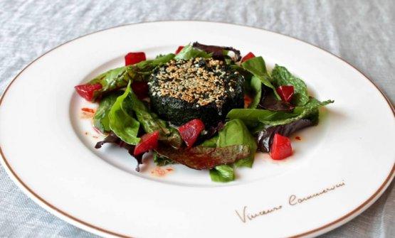 Un piatto di Vincenzo Cammerucci
