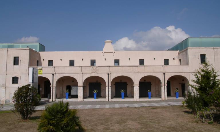 IlLazzaretto di Sant'Elia,in via dei Navigatori a Cagliari