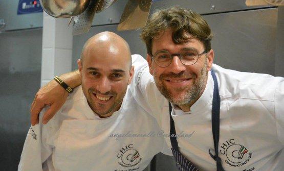 Luciano Villani e Renato Bosco