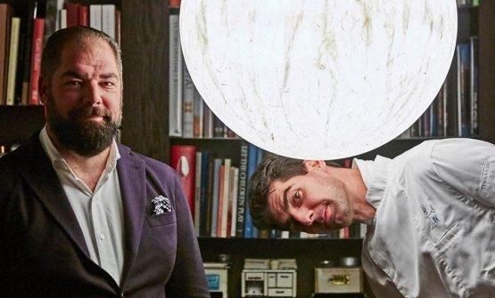 Raffaele e Massimiliano Alajmo