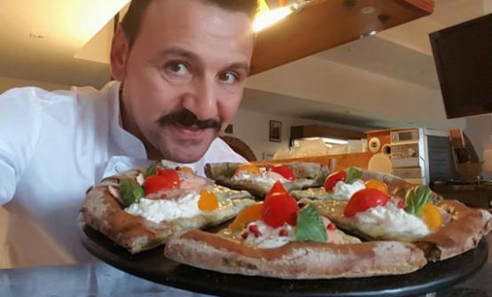 Identit milano sar una gran pizza - Caruso porta romana ...