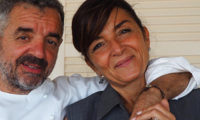 Mauro e Catia Uliassi