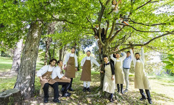 Lo staff de Il Piastrino