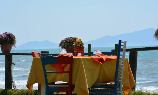 Marina Alaimo ci porta alla scoperta de La Bodeguita, gustosa cucina di mare al lido Don Pablodi Castel Volturno (Caserta)