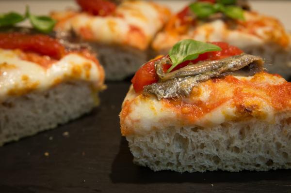 A treviso alta cucina sul disco croccante - Pizzeria la finestra treviso ...