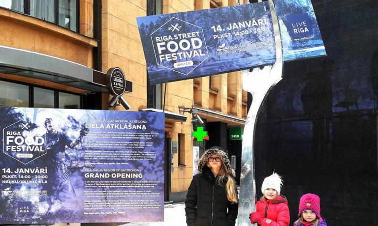 L'areadi Riga-Gauja, ossia della capitale dellaLettonia, sarà Regione Europea della Gastronomia 2017, al pari di East Lombardy. Ieri il via ufficiale con il primo Riga Street Food Festival