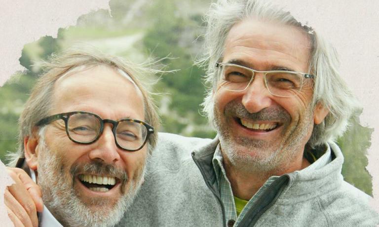 Norbert Niederkofler e Paolo Ferretti, i due ideatori di Care's