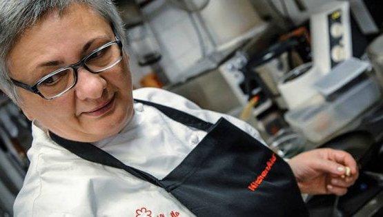 Maria Cicorella, chef del Pashà di Conversano