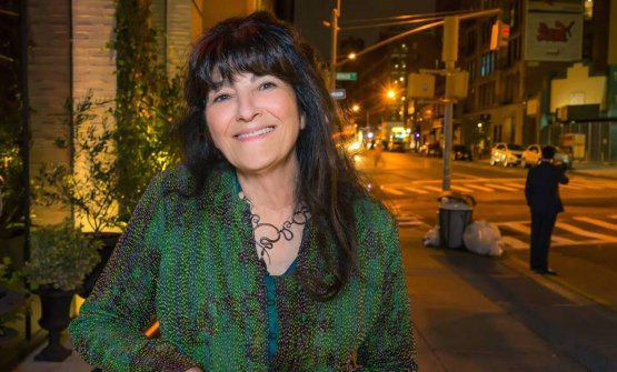 Ruth Reichl, 70, from New York, has been a food wr