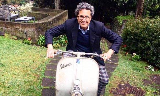 Guido Alessandro Coffa, patron atMonaci delle Terre Nere