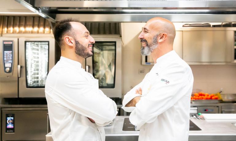 Alessandro Rinaldi e Andrea Ribaldone