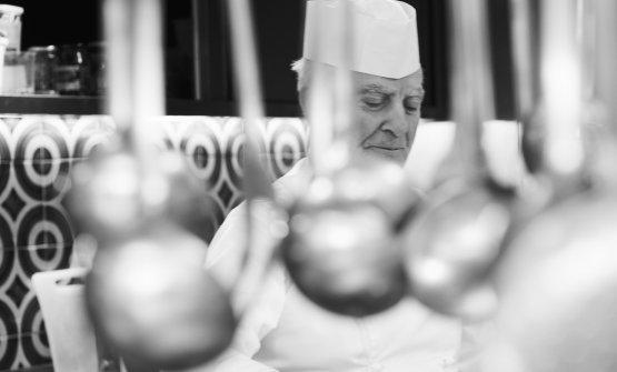 Paolo De Gregorio, prima generazione in cucina...