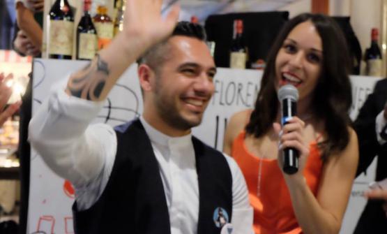 Rachele Giglionicon Roberto Prato