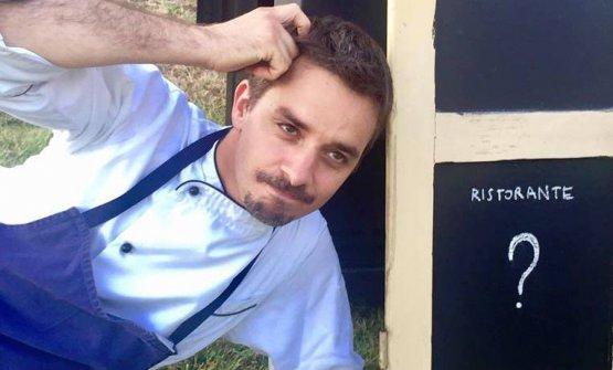 Niente più punti interrogativi per Gianluca Gorini: per lui da settembre l'avventura del DaGorini a Bagno di Romagna (foto Rita Nardi)