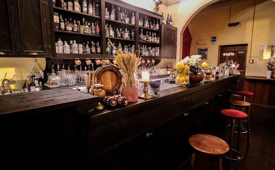 The Noble Experiment, speakeasy bar a Santarcangelo di Romagna (foto facebook)