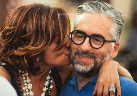 Catia Uliassi e Mauro Paolini, marito e sous chef dell'insegna