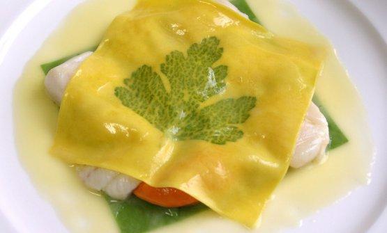 Il Raviolo Aperto, il piatto principe di Gualtiero Marchesi