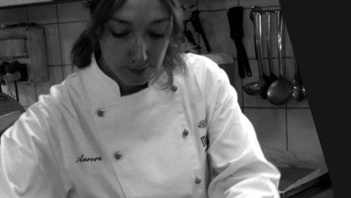 Aurora Mazzucchelli del ristorante Marconi di Sass