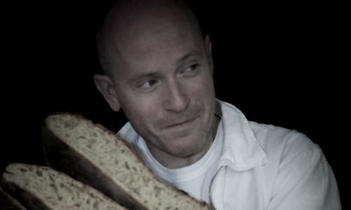 Christophe Vasseur, titolare della panetteria Du P