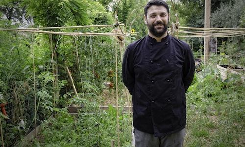 Vladimiro Poma, sous chef dell'Erba Brusca di Mila