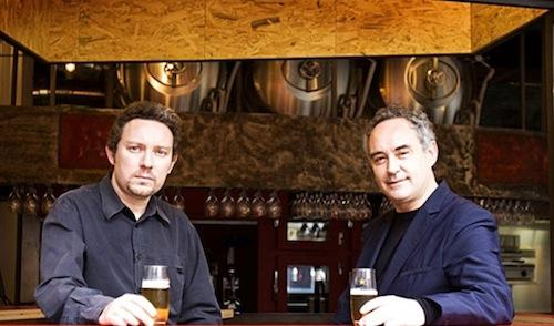 Albert and Ferran Adrià. Until 2011 the two broth