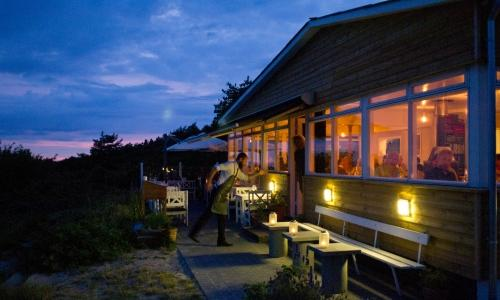 Kadeau restaurant in Bornholm, in Denmark, is wher