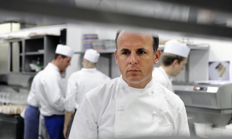Alois Vanlangenaeker, classe 1966, chef belga dei