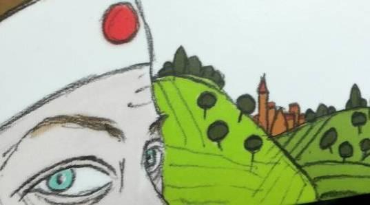 Un frammento della copertina di Susci più che mai, libro appena pubblicato da Giunti. L'autore Moreno Cedroni si è avvalso dell'assistenza sui testi di Cinzia Benzi, sulle illustrazioni di Gianluca Biscalchin e sulle foto di Francesca Brambilla e Serena Serrani
