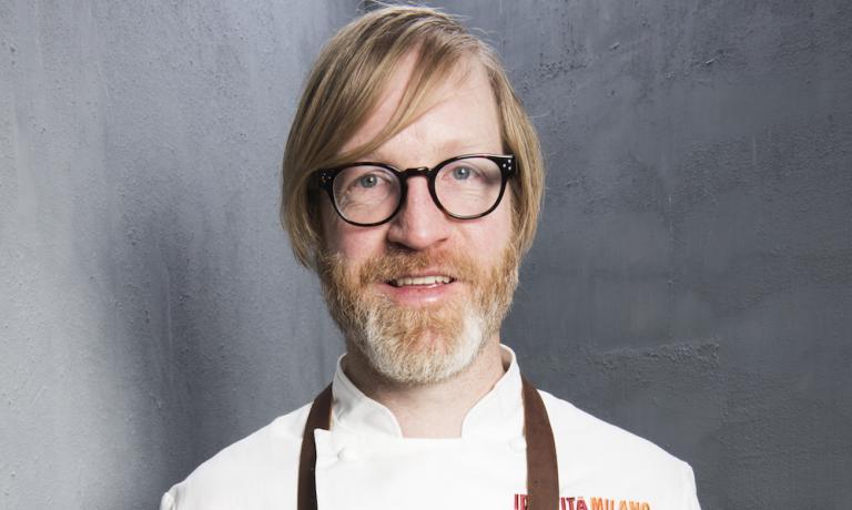 Daniel Burns, chef canadese 39enne del ristorante