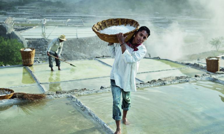 Una delle 13 foto scattate dal canadese Joey L per il nuovo calendario Lavazza: sono altrettante istantanee prese dal mondo rurale del Centro e Sud America. Il tutto, per aiutare il progetto Earth Defender, in collaborazione con Slow Food